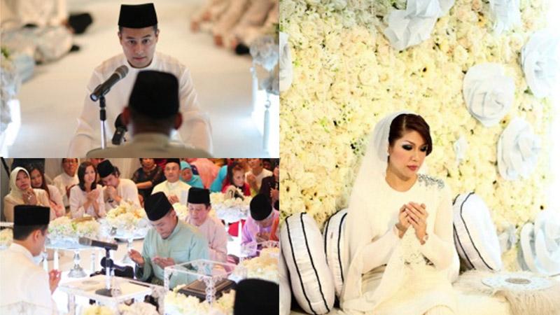 D&A'S WEDDING SOLEMNIZATION – AKAD NIKAH | HausofEvents