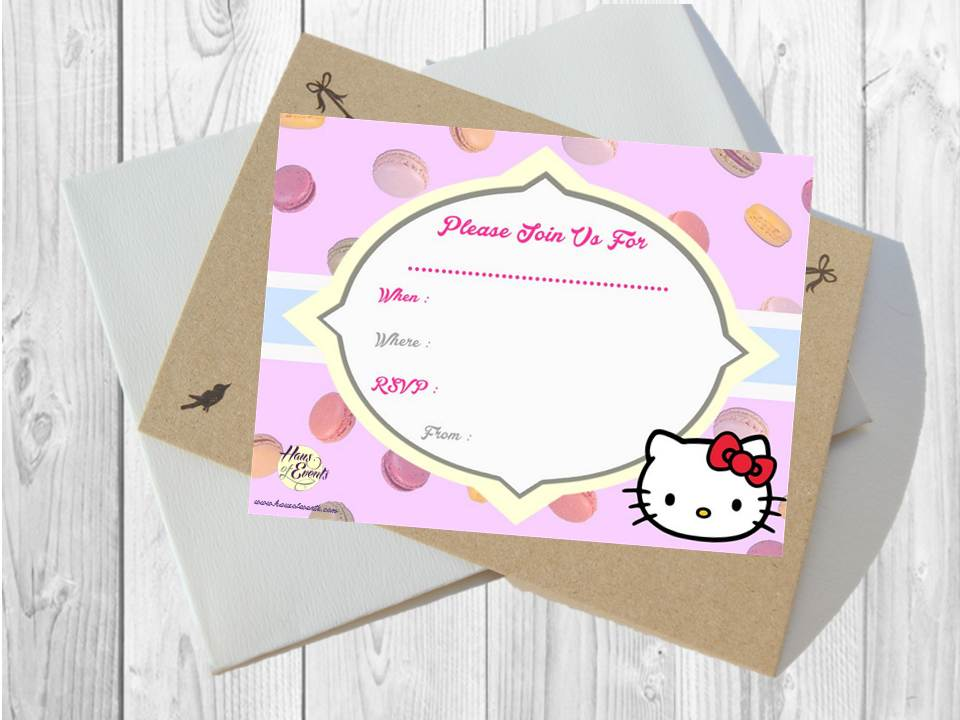 FREE DIY PARTY INVITATION CARD TEMPLATES HausofEvents